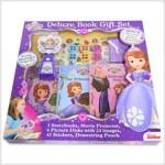Disney Sofia Deluxe Book Gift Set : Movie Theatre Book