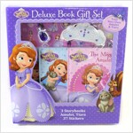 DISNEY SOFIA  DELUXE BOOK GIFT SET