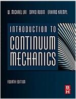 Introduction to Continuum Mechanics (Hardcover, 4 ed)