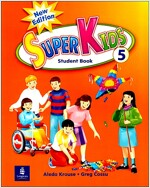 New Super Kids 5 (Student Book)