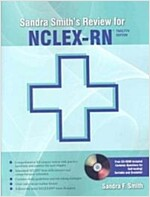 Sandra Smith's Review for NCLEX-RN (Paperback, 12th)