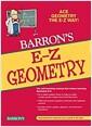 [중고] Barron's E-Z Geometry (Paperback, 4)