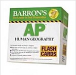 Barron's AP Human Geography (Cards)