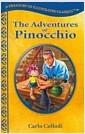 [중고] The Adventures of Pinocchio (Hardcover, Illustrated)