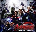Marvel's Avengers: Age of Ultron: The Art of the Movie Slipcase (Hardcover)
