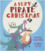 A Very Pirate Christmas  (Paperback)