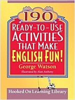 190 Ready-To-Use Activities That Make English Fun! (Paperback)