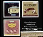 제1기 백만불 트리오 (루빈스타인, 하이페츠, 포이어만) - 베토벤, 슈베르트, 브람스 피아노 삼중주 [3CD For 1]