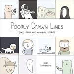 [중고] Poorly Drawn Lines: Good Ideas and Amazing Stories (Paperback)