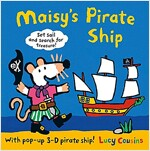 Maisy's Pirate Ship: A Pop-Up-And-Play Book (Hardcover)