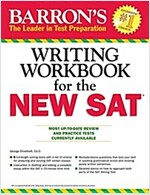 Barron's Writing Workbook for the New SAT (Paperback, 4)