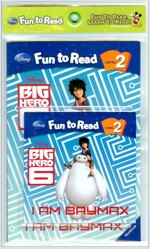 Big Hero 6 : I Am Baymax (Paperback + CD)