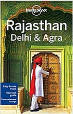 Lonely Planet Rajasthan, Delhi & Agra (Paperback, 4)