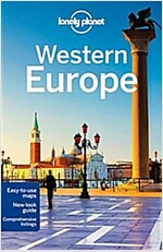 Lonely Planet: Western Europe (Paperback, 12)
