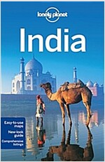 Lonely Planet India (Paperback, 16)