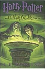 [중고] Harry Potter and the Half-Blood Prince (Hardcover)