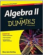 Algebra II for Dummies (Paperback, 2)
