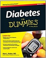 Diabetes for Dummies (Paperback, 5, Revised)