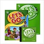 [세트] Let's Go 4 4E SET (Student Book + Workbook + CD) (4th edition)