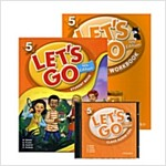 [세트] Let's Go 5 Set 4E (Student Book + Workbook + CD) (4th edition)
