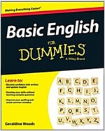 Basic English Grammar for Dummies - Us (Paperback)