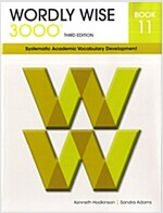 Wordly Wise 3000: Book 11 (Paperback, 3rd Edition)