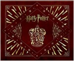 Harry Potter: Gryffindor Deluxe Stationery Set (Hardcover)