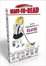 Eloise Collector's Set: Eloise Breaks Some Eggs; Eloise Has a Lesson; Eloise at the Wedding; Eloise and the Very Secret Room; Eloise and the S (Boxed Set)