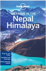 Lonely Planet Trekking in the Nepal Himalaya (Paperback, 10, Revised)