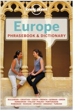 Lonely Planet Europe Phrasebook & Dictionary (Paperback, 5, Revised)