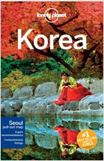Lonely Planet Korea (Paperback, 10)