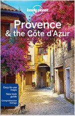 Lonely Planet Provence & the Cote D'Azur (Paperback, 8)
