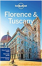 Lonely Planet Florence & Tuscany (Paperback, 9)