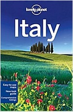 Lonely Planet Italy (Paperback, 12)