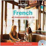 Lonely Planet French Phrasebook [With CD (Audio)] (Hardcover, 3, Revised)