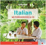 Lonely Planet Italian Phrasebook [With CD (Audio)] (Hardcover, 3, Revised)