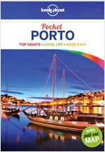 Lonely Planet Pocket Porto (Paperback)