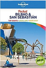 Lonely Planet Pocket Bilbao & San Sebastian 1 (Paperback)