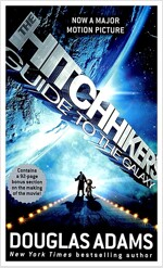 The Hitchhiker's Guide to the Galaxy (Mass Market Paperback)