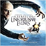[중고] Lemony Snicket's A Series Of Unfortunate - O.S.T.