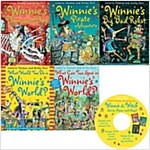 Winnie the Witch: Stories, Music, and Magic! with audio CD (Package)