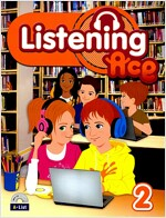 Listening Ace 2 (Student book + Workbook + MP3 CD)