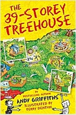 The 39-Storey Treehouse (Paperback, Main Market Ed.)