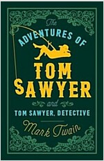 The Adventures of Tom Sawyer and Tom Sawyer Detective (Paperback)
