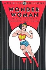 Wonder Woman Archives 4 (Hardcover)