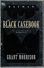 The Black Casebook: The Stories That Inspired Batman R.I.P. (Paperback)