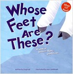 Whose Feet Are These? (Paperback)