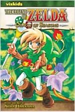 The Legend of Zelda, Vol. 4: Oracle of Seasons (Paperback)