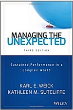 Managing the Unexpected: Sustained Performance in a Complex World (Hardcover, 3)