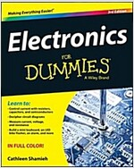 Electronics for Dummies (Paperback, 3)
